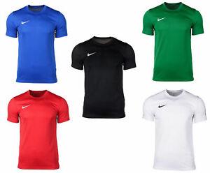 Nike-Mens-Park-18-T-Shirt-Top-Football-Gym-Sports-Tee-Short-Sleeves-Soccer-Crew
