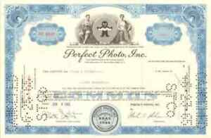 PERFECT-PHOTO-gt-Pennsylvania-stock-certificate-share