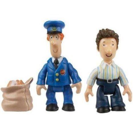 NEW Postman Pat PAT /& BEN Figures