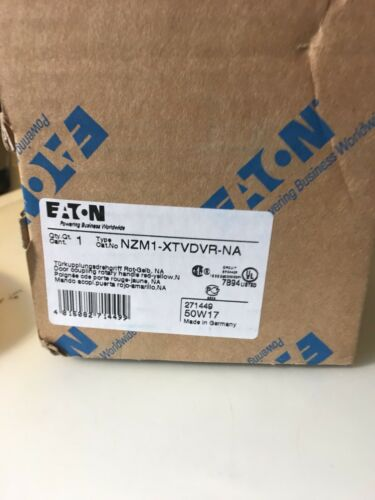 NZM1XTVDVR-NA //NZM1-XTVDVR MOELLER    HANDLE RED