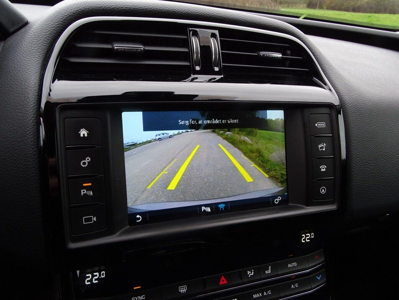 Jaguar XE 2,0 P200 Pure aut. - billede 10