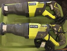 For Parts Lot Of 2 Ryobi Rj1861v Dated 2018
