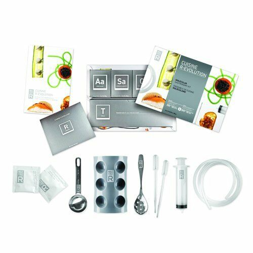 Kit d' Gastronomie Moléculaire Ustensiles cuisine Professionnel pour Texturize