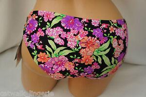 7d2ceb0279 Image is loading Material-Girl-Designer-Tropical-Pink-Green-Bikini-Swim-
