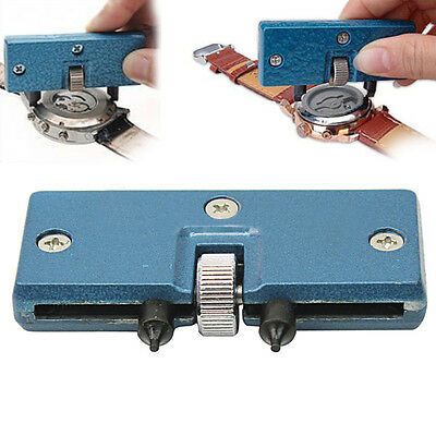 Blue Watch Battery Change Back Case Cover Opener Remover Screw Wrench Tool Kit