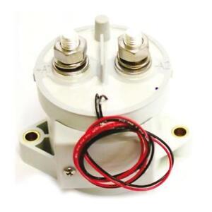 Details about 1 x TE Connectivity EVC500 DC Contactor 900VDC 500A 12V-24V  DC Coil EV Battery