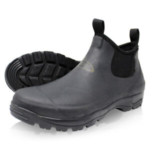 Dirt-Boot-Neoprene-Waterproof-Equestrian-Slip-On-Stable-Muck-Yard-Equine-Boots