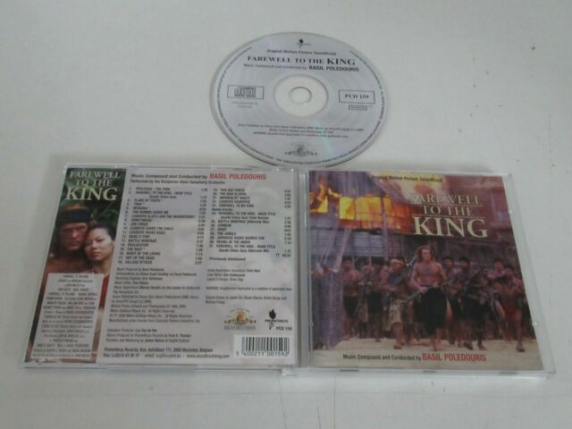 Farewell To The King / Soundtrack / Basil Poledouris ( Pcd 159) CD Álbum