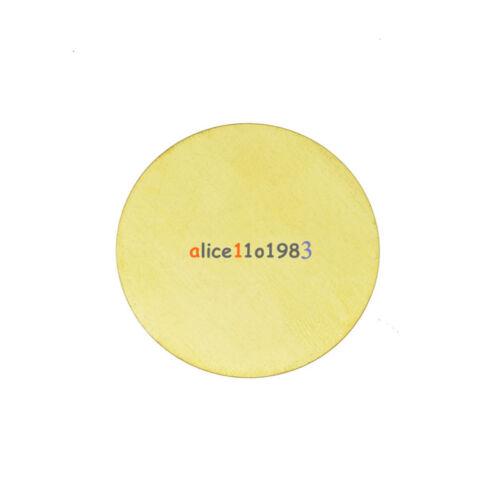 50PCS 27mm Piezo Elements Sounder Sensor Trigger Drum Disc Copper