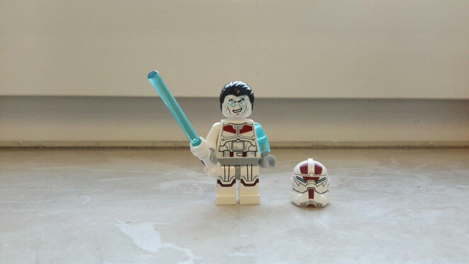 LEGO Star Wars Figur - Jek-14 weißer Kopf, Version 75018.2