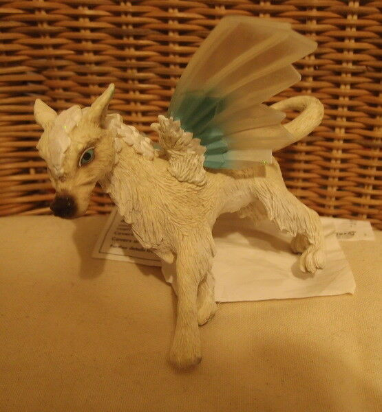 Schleich Bayala 70469 Mohinya Ice Dragon Toy Figure Fantasy Mythical