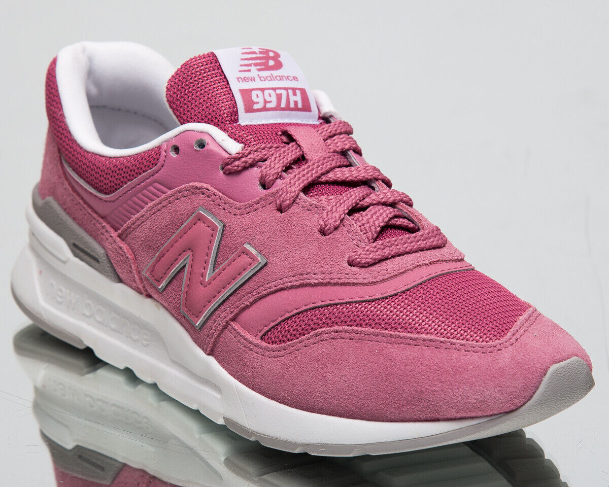 New Balance 997H Classic Essential Women's new pink White Sneakers CW997-HCB