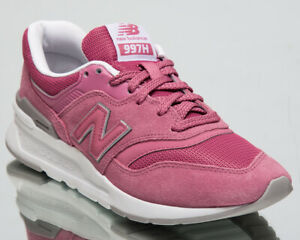 Details about New Balance 997H Classic Essential Women's new Rose White  Sneakers CW997-HCB