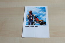 140797) BMW Junior Bike Prospekt 03/1996