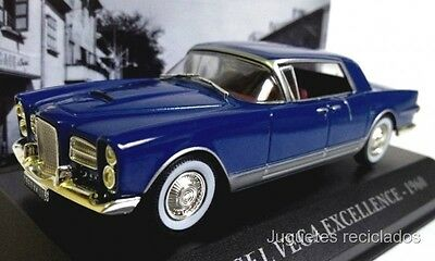 1/43 FACEL VEGA EXCELLENCE IXO ALTAYA DIE CAST MODEL CAR
