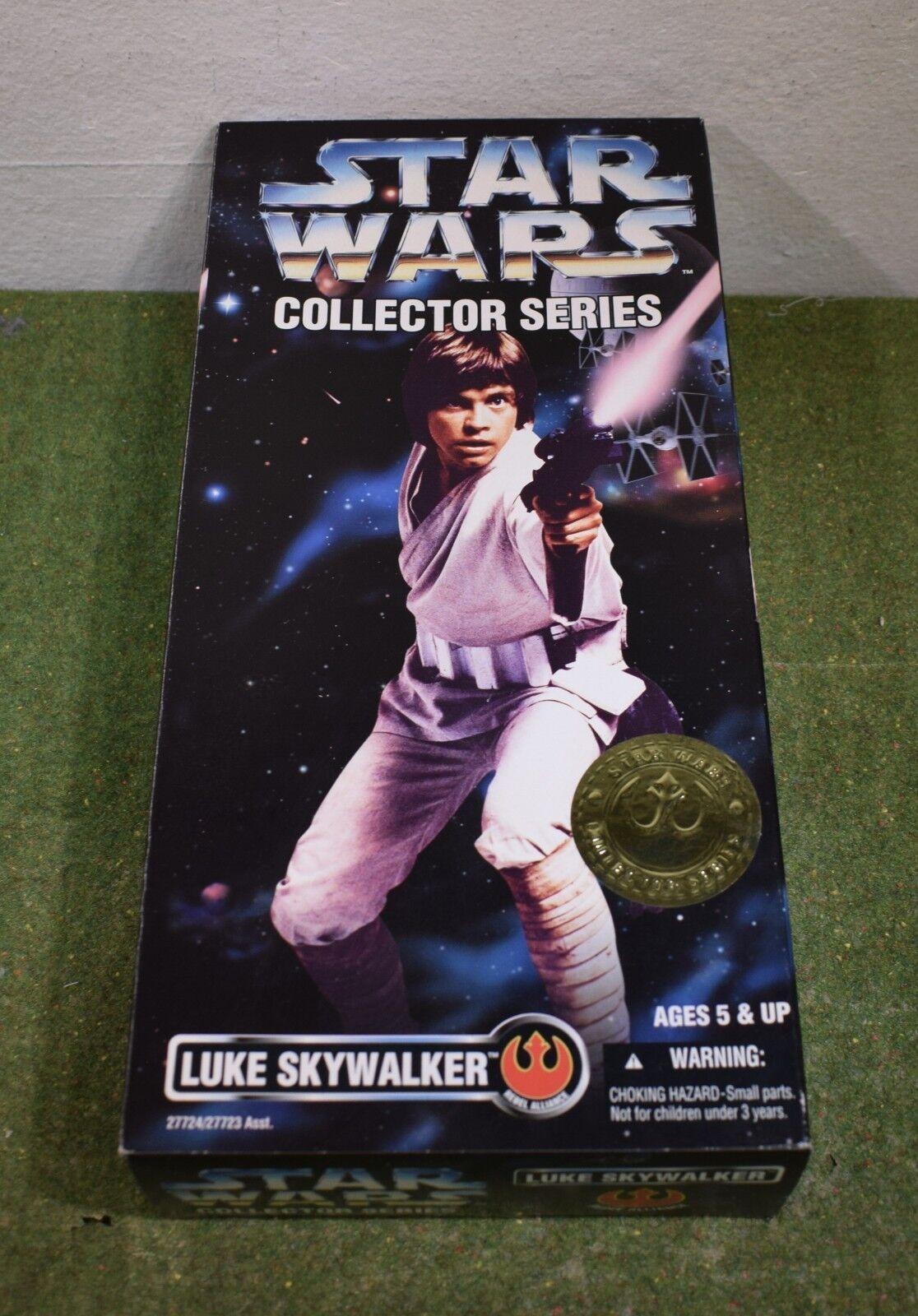 STAR Wars da collezione serie 12  Luke Skywalker-Contadino UNA NUOVA SPERANZA