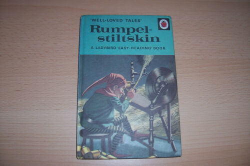 1 of 1 - LADYBIRD BOOK Rumpel-stiltskin