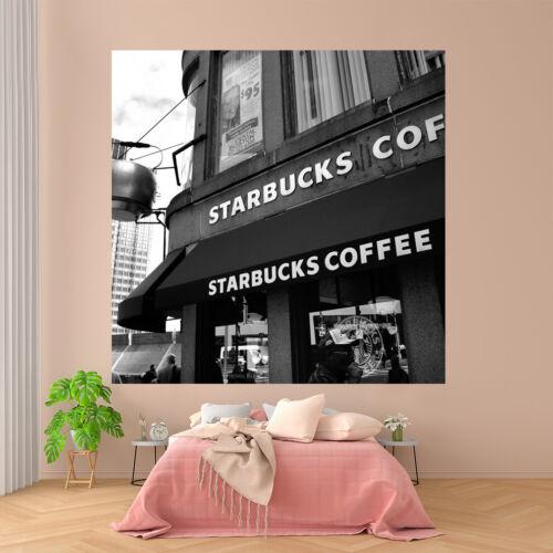 Fototapete Vlies und Papier Tapete Starbucks Coffee Nr DS774