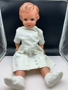 Celluloid-Doll-64-Cm-Good-Condition