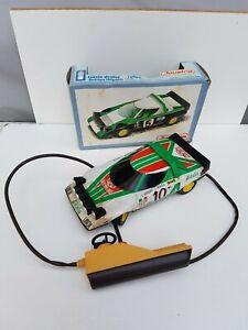 Lancia-Stratos-Joustra-filoguide-neuve-en-boite-d-039-origine-jouet-ancien