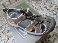 Keen Venice Waterproof Sandals Womens 5 Sport Sandals Black/olive Free Ship