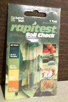 Luster Leaf 01615 Garden Soil Check Kit 1615cs Free Shipping