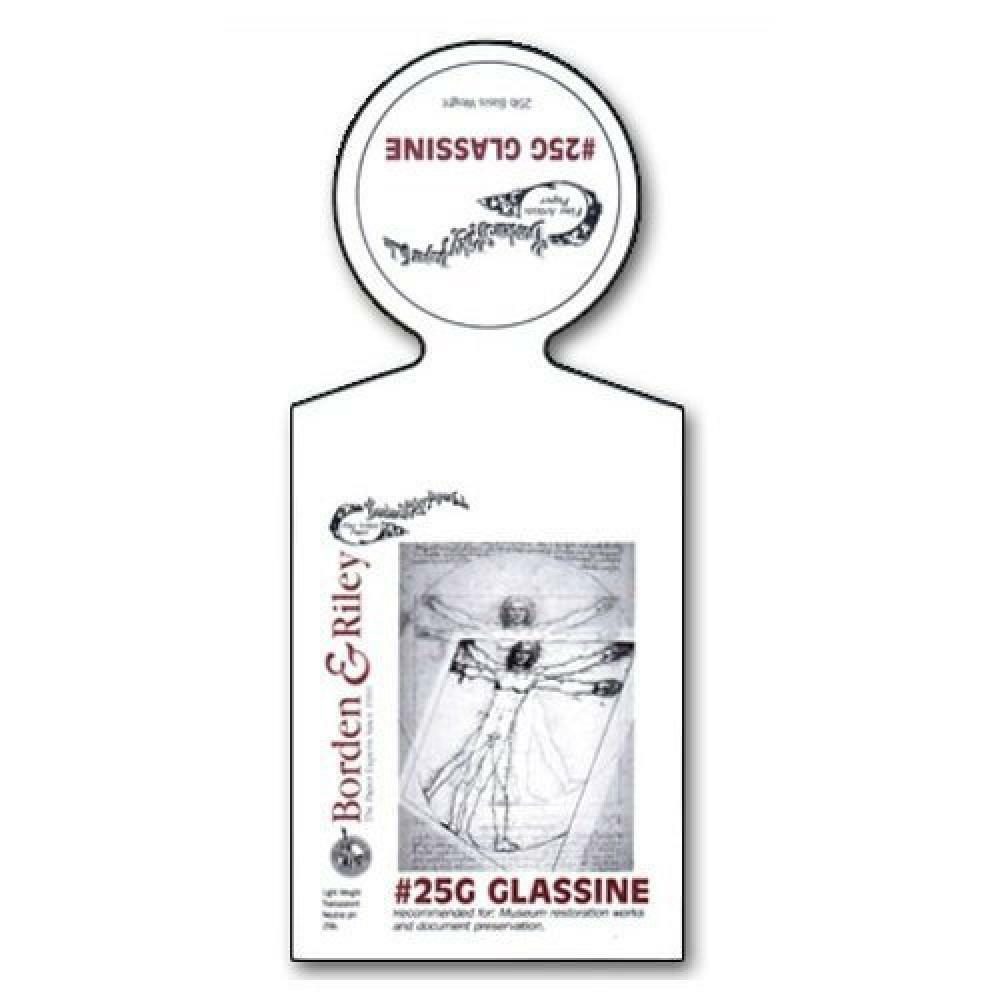 Glassine Rolls 25 lb 48 inches x 20 yards, New, Free Shipping