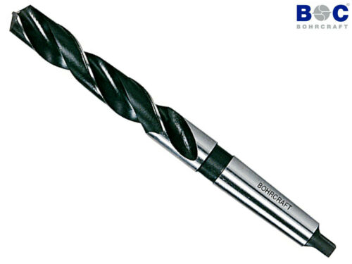 BOHRCRAFT Kernlochbohrer M Spiralbohrer DIN345 metr Regelgewinde DIN13 M20-M52