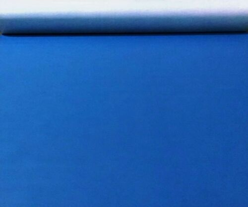 """Automotive Upholstery Pacific Blue Vinyl Fabric Marine Outdoor Boat 30 Feet 54/""""w"""