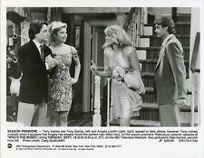 TONY DANZA JUDITH LIGHT KATE VERNON STAN IVAR WHO'S THE BOSS 1990 ABC TV PHOTO