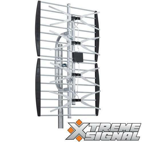 Solid Signal Xtreme Signal 4 Bay Outdoor TV Antenna (HDB4X). Available Now for 44.99