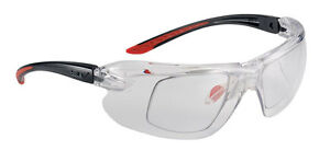 Bolle-IRIS-SRX-Prescription-Safety-Spectacles-Glasses-Kit-With-Clear-Lens