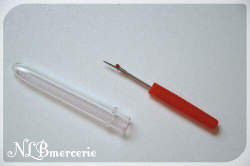 Découseur petit modèle,découvite,décou/'pvite ergonomique 13 cm plusieurs coloris