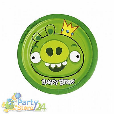 Angry Birds Teller Kindergeburtstag Geburtstag Party Dekoration Kinderparty