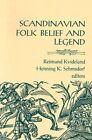 Scandinavian Folk Belief and Legend by University of Minnesota Press (Paperback, 1991)
