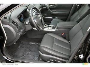 fits nissan altima 2013 17 2 5s sv sedan leather interior kit factory colors ebay. Black Bedroom Furniture Sets. Home Design Ideas
