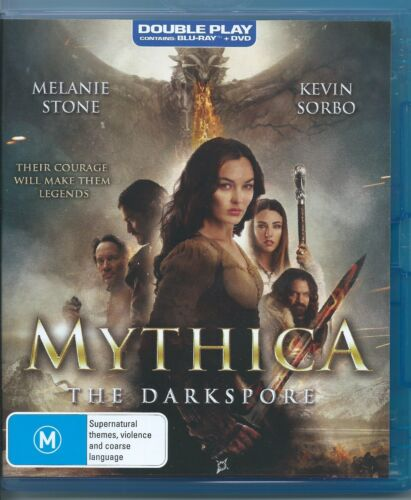 1 of 1 - The Mythica - Darkspore (Blu-ray ONLY NO DVD, 2016)