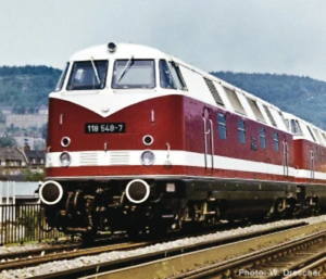 Roco-73886-HO-Gauge-DR-BR118-548-7-Diesel-Loco-IV