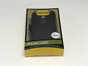 For-Apple-iPhone-6-6S-Case-Cover-w-Belt-Clip-fits-Otterbox-Defender-series-Black