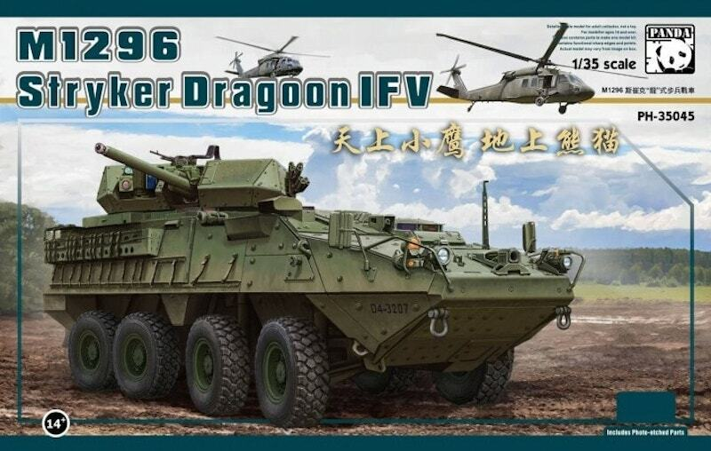 Panda 1 35 IAV Stryker Dragoon Canadian armored fighting vehicle vehicle vehicle bdde03