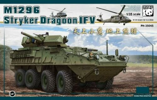 Panda 1/35 IAV Stryker Dragoon Canadian armored fighting vehicle