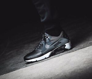 new style 763be 3fefb NIKE AIR MAX 90 ULTRA 2.0 SE BLACK-BLACK-ANTHRACITE Mens Sz 9.5 ...