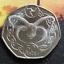 Uncirculated-Isle-Of-Man-IOM-Manx-Loaghtan-Sheep-Ram-Goat-50p-50-Pence-Coin-2019 thumbnail 2