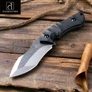 Daomachen New Full Tang Outdoor Tactical Knife Survival Camping Tools Collection