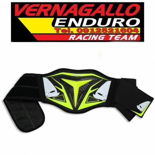 DEMON CI02356 #DFLU GIALLO FLUO Cintura Elastica Parareni Fascia UFO PLAST
