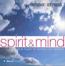 SPIRIT & MIND: SOOTHING CLASSICS - PROMO CD (2003) CONCERTO SLOW MOVEMENTS