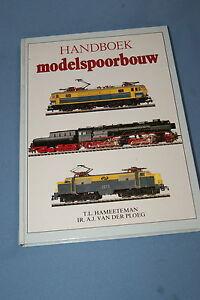 Handboek Modelspoorbouw Hameeteman NL