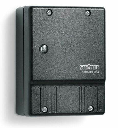 Steinel Nightmatic 3000 Photocell Black