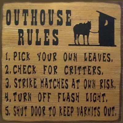 We Don/'t Call 911 Western Country Rustic Primitive Canvas Sign Home Decor