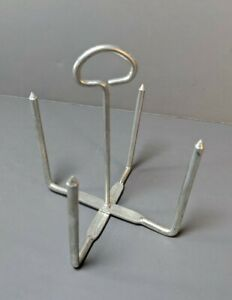 Vintage-Kenberry-Baked-Potato-Rack-Spike-Holder-Stand-Kitchen-Tool-Utensil